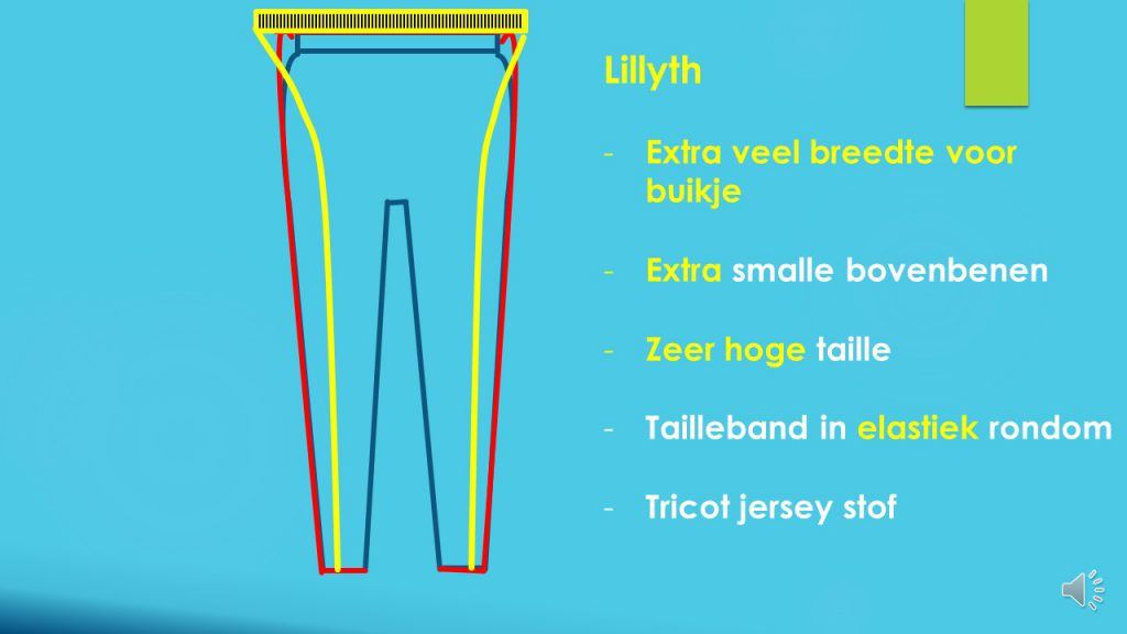lillyth broek